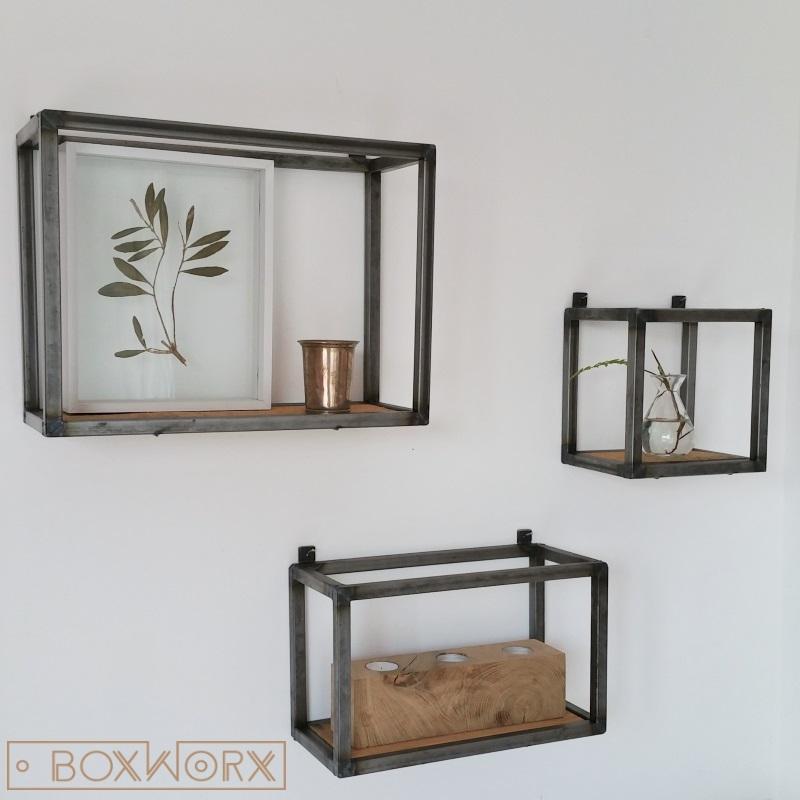 boxworx meubels wandkastjes woed industrieel oud