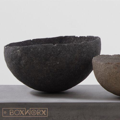 bowl paper mache