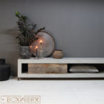 Tv meubel rank licht grijs light gray