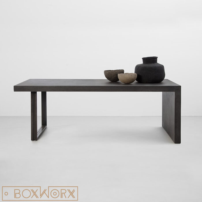 Tafel betonlook
