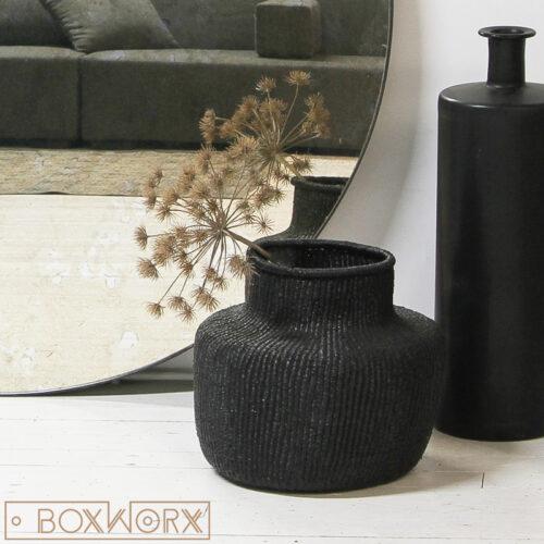 Bolga gourd zwart Boxworx