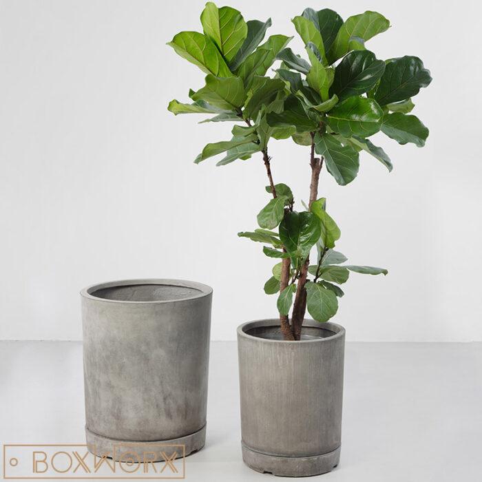 planter beton