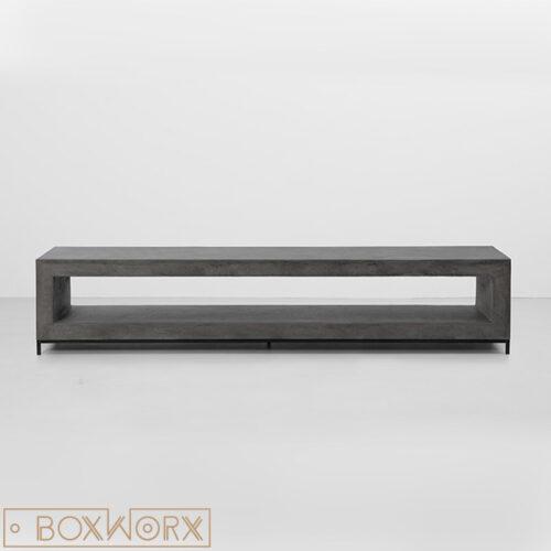 TV meubel van beton
