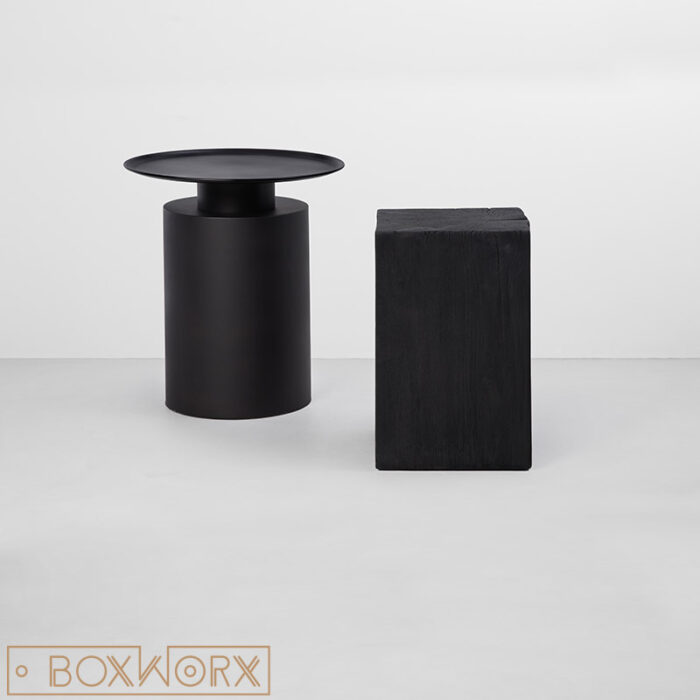 Pillar coffee table