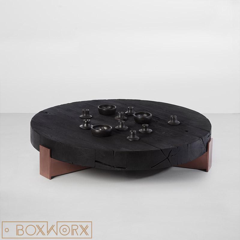 salontafel mass zwart